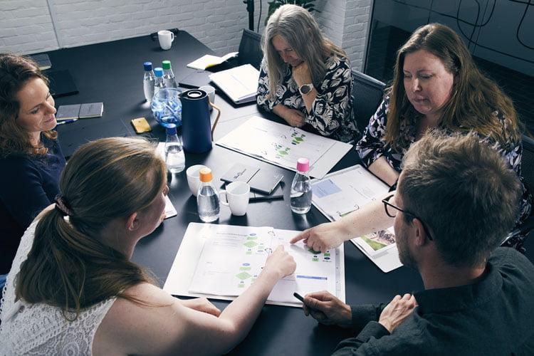 Det tværfunktionelle team – og whole team tankegangen