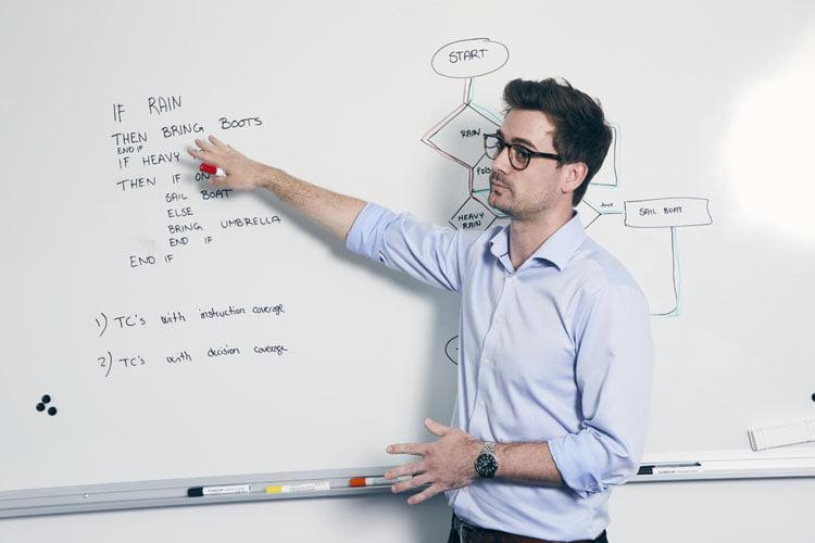Kurser i software test med erfarne testkonsulenter som undervisere